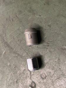 サンダーボルト サンダアボルト 札幌 チタンナット チタンボルト